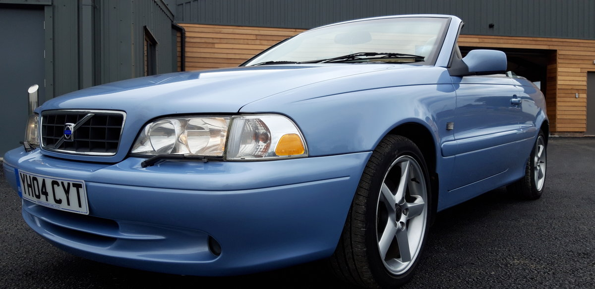 2004 Volvo C70 T5 GT For Sale (picture 3 of 6)
