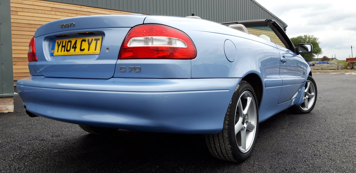2004 Volvo C70 T5 GT For Sale (picture 4 of 6)