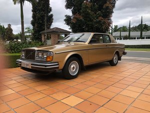 1980 Volvo 262C Bertone right hand Drive AU Car