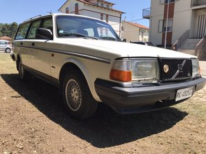 1992 Fantastic Volvo 240 Sw polar 2.0 I cat For Sale