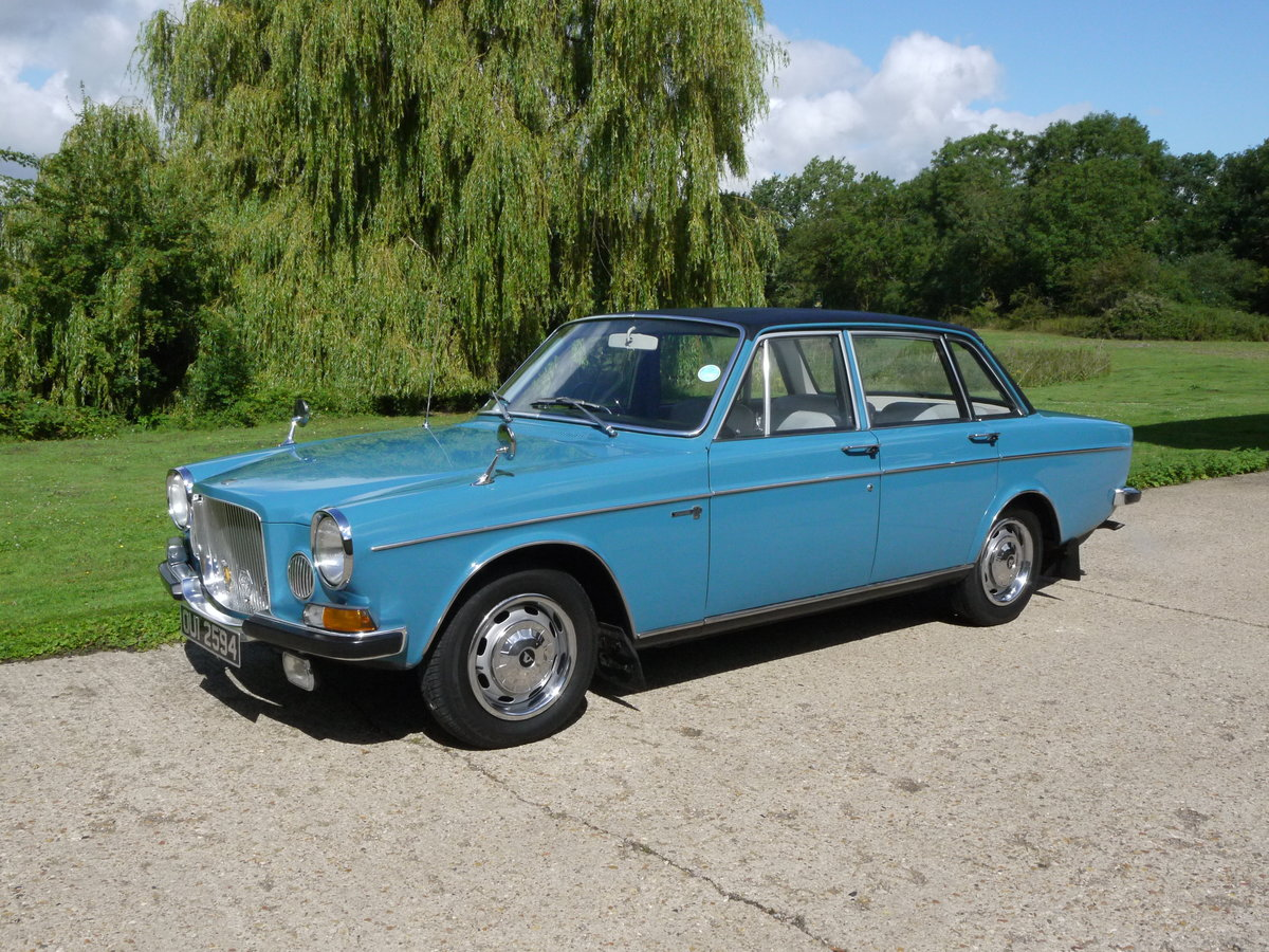 1969 Volvo 164 4 Dr - Deposit Paid For Sale (picture 1 of 6)