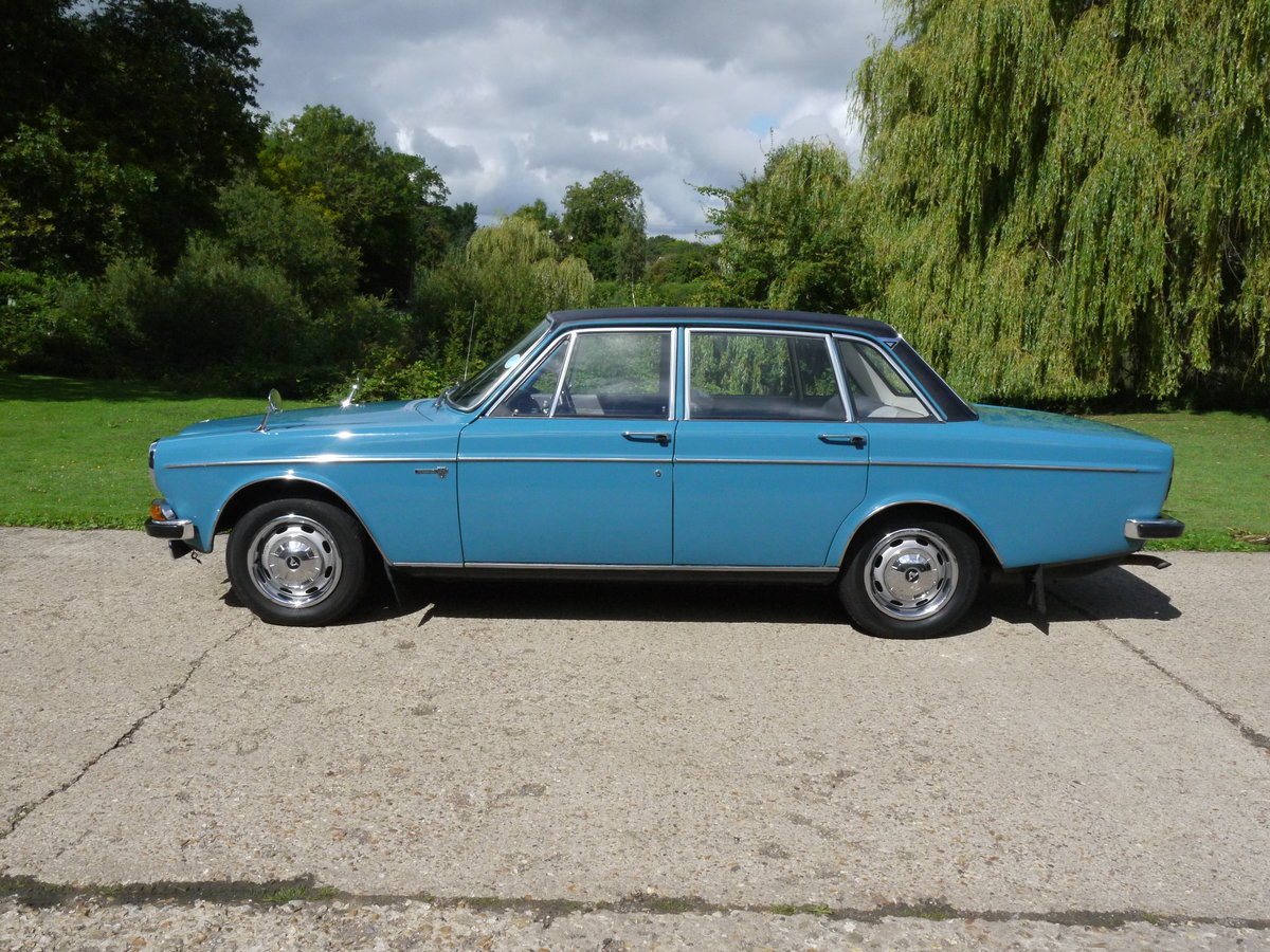 1969 Volvo 164 4 Dr - Deposit Paid For Sale (picture 2 of 6)
