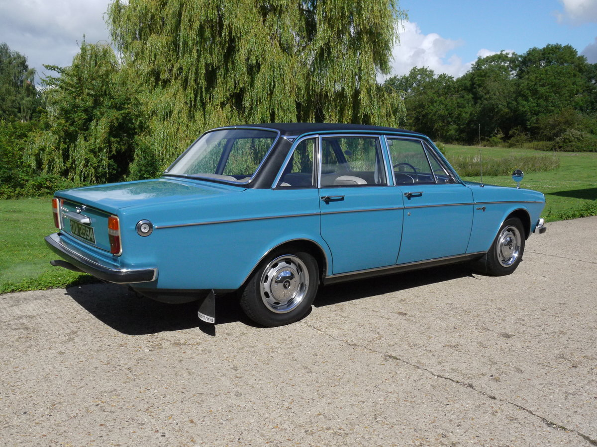1969 Volvo 164 4 Dr - Deposit Paid For Sale (picture 3 of 6)