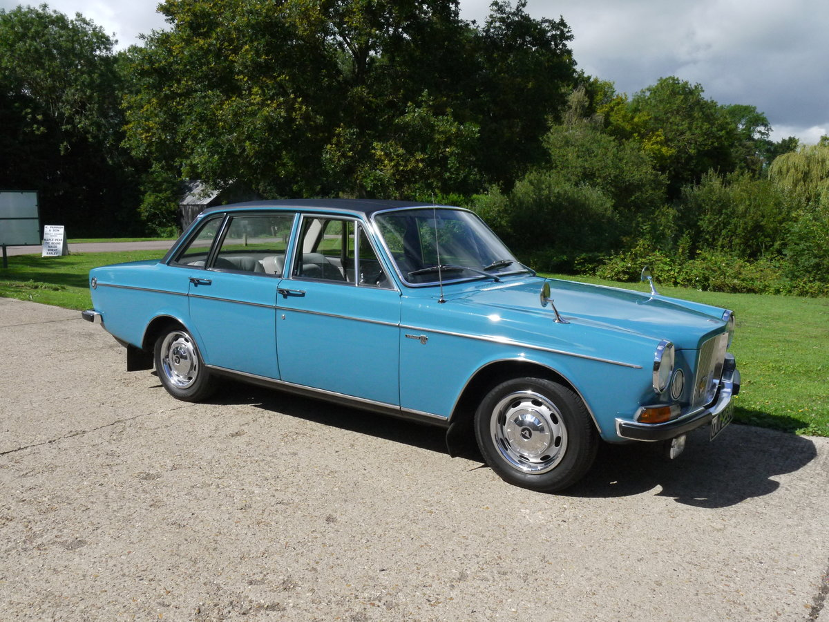 1969 Volvo 164 4 Dr - Deposit Paid For Sale (picture 4 of 6)