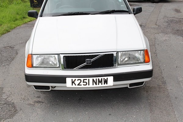 1992 Volvo 440 One owner very low mileage, full history SOLD (picture 2 of 6)