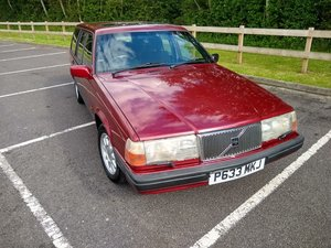 1997 Volvo 940 Classic, 1 owner, for auction 16th-17th July SOLD by Auction