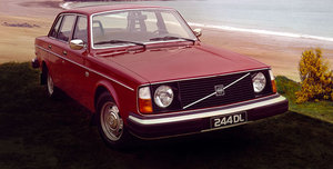 Picture of 0088 Volvo 244's