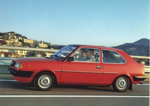 Picture of 0091 Volvo 340's