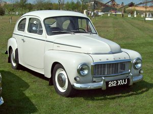 0103 Volvo PV 544's Wanted