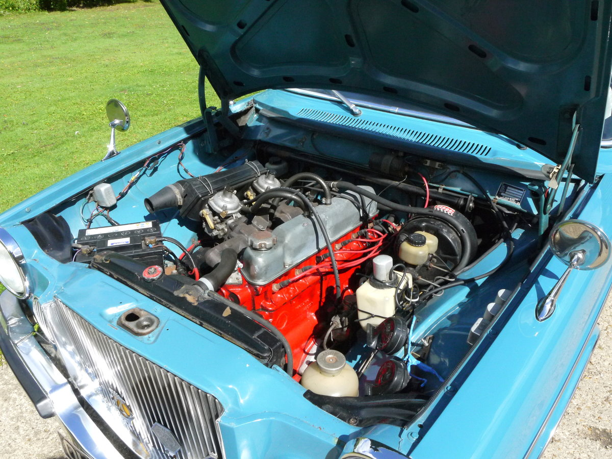 1969 Volvo 164 4 Dr - Deposit Paid For Sale (picture 6 of 6)