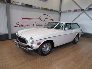 1973 Volvo P1800 ES / Overdrive ''Snow White's Coffin'' orig. 84.