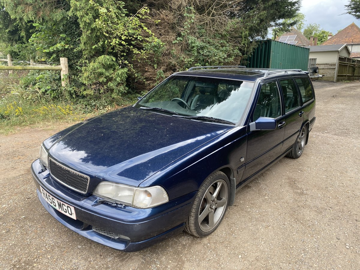 1998 Volvo V70R, Great History, Rare R Model, Auto For Sale (picture 4 of 6)