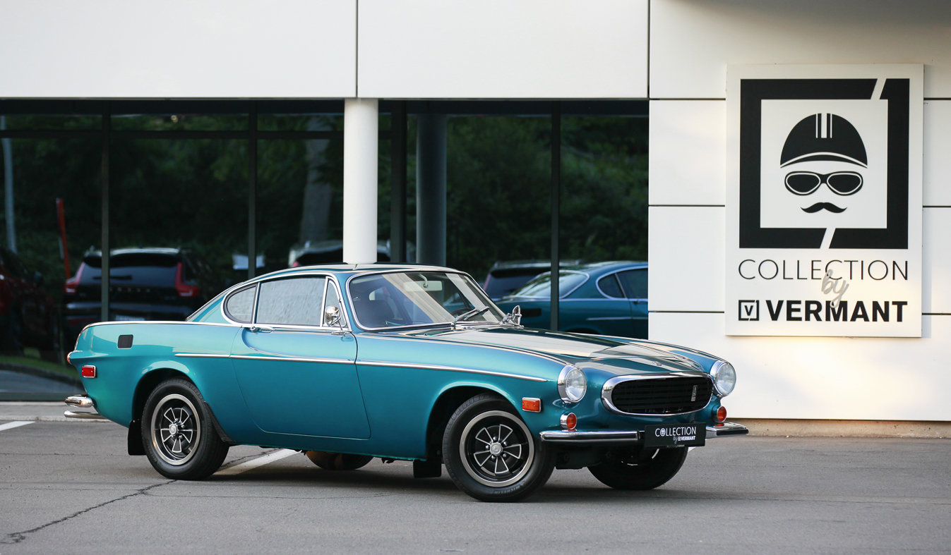 Volvo P18003 1971 - Sea Green - FULL History - Superb! For Sale (picture 1 of 6)