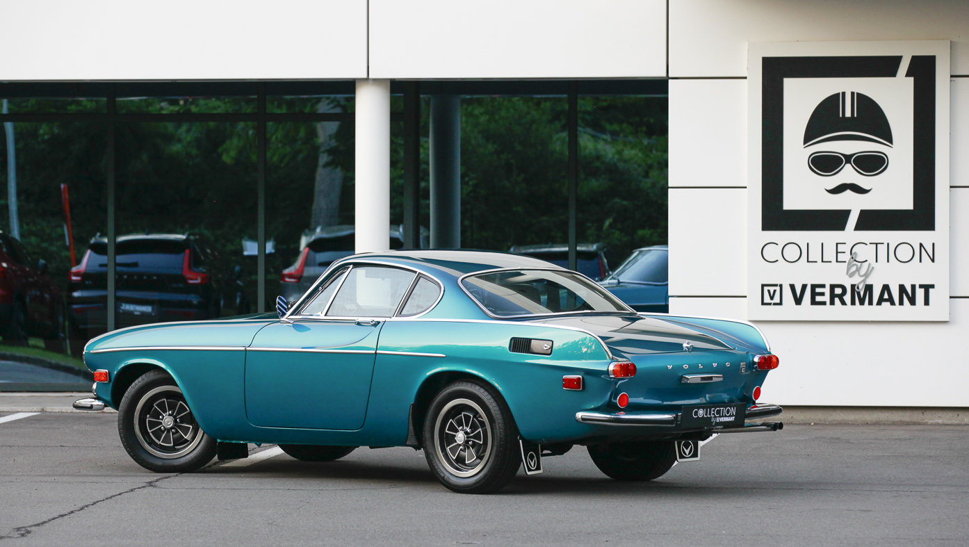 Volvo P18003 1971 - Sea Green - FULL History - Superb! For Sale (picture 2 of 6)