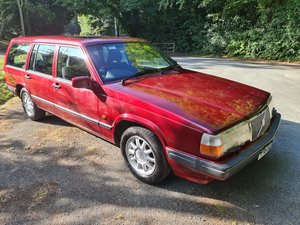 1997 Volvo 940 Classic