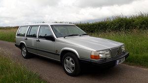 1991 Volvo 940 2.3 Manual HPT