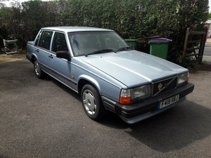 1988 Volvo 740 GL  2 litre injection
