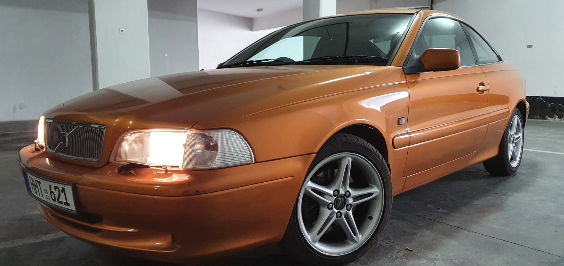 2000 A rare TWR engineered GT Coupe. For Sale (picture 1 of 6)