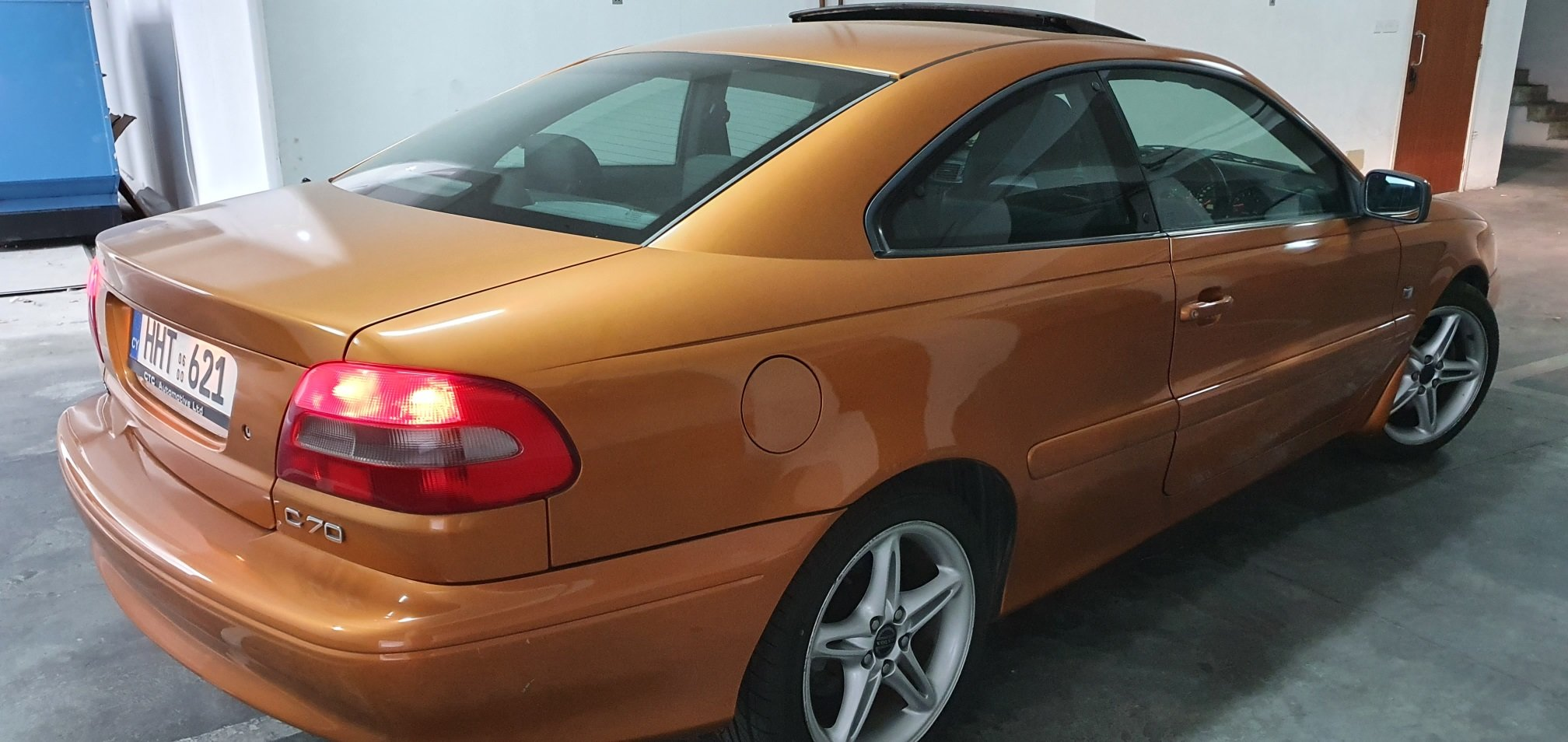 2000 A rare TWR engineered GT Coupe. For Sale (picture 2 of 6)