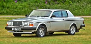 1979 Volvo 262 Bertone Coupe Automatic.