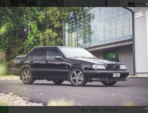 Picture of 1994 Volvo T5R
