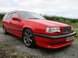 1996 Volvo 850r Estate Automatic