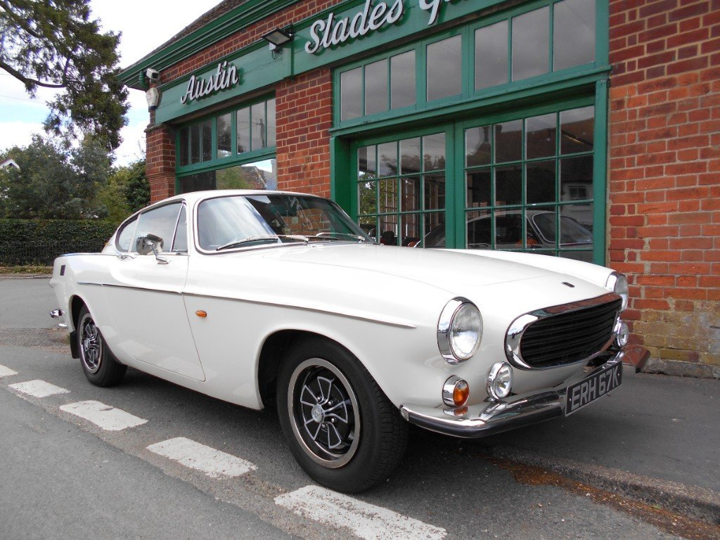 1971 Volvo P1800S Coupe  SOLD (picture 2 of 5)