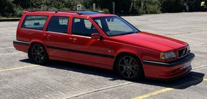 1996 Volvo 850 R 'MAD850V' manual