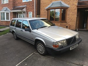 Picture of 1990 Extremely Rare Volvo 740 GLT