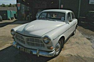 1962 VOLVO 122 AMAZON TAX AND MOT EXEMPT CLASSIC CAR