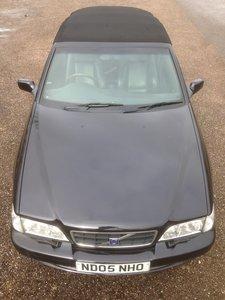 Volvo C70 Black, black leather 2.0T 37084m