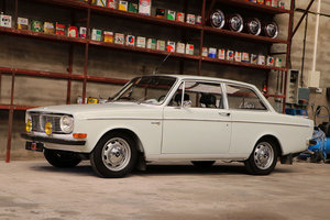 1968 Very original Volvo 142 S