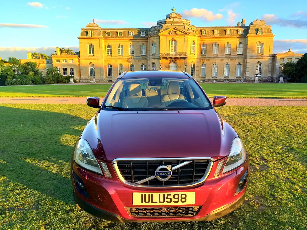 2010 LHD VOLVO XC60 SE LUX AWD, 2.4d AUTO, LEFT HAND DRIVE For Sale (picture 1 of 6)