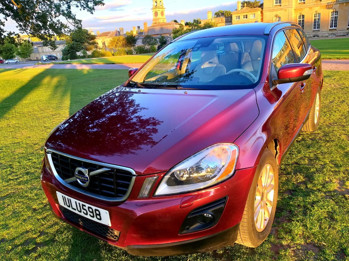 2010 LHD VOLVO XC60 SE LUX AWD, 2.4d AUTO, LEFT HAND DRIVE For Sale (picture 2 of 6)