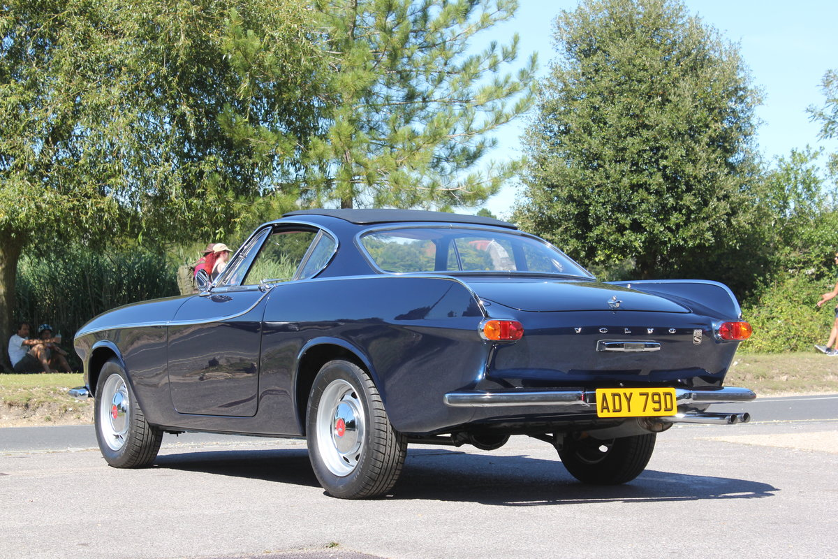 Fully restored 1966 Volvo P1800s  For Sale (picture 2 of 6)