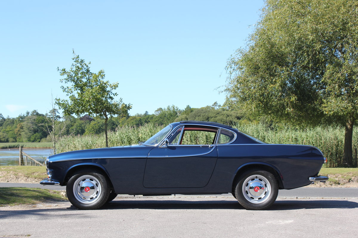 Fully restored 1966 Volvo P1800s  For Sale (picture 4 of 6)