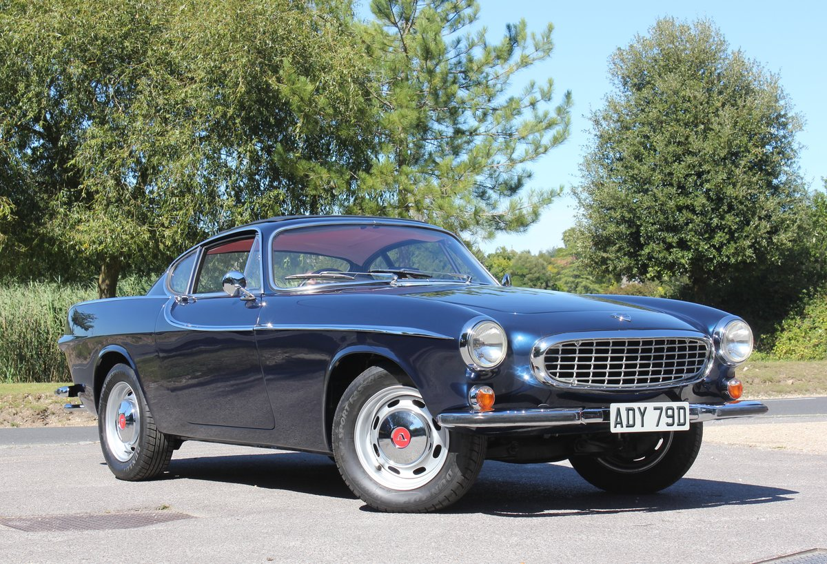 Fully restored 1966 Volvo P1800s  For Sale (picture 1 of 6)