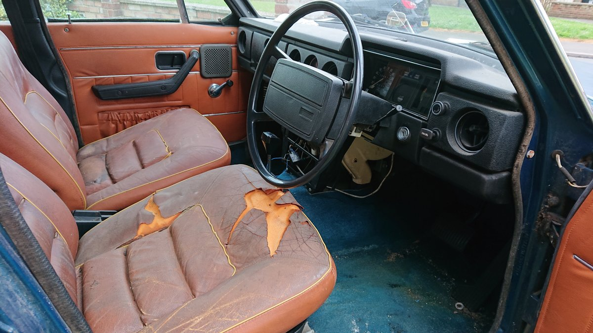 1972 Volvo 164 automatic for restoration For Sale (picture 4 of 6)