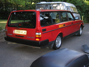 Volvo 240 GLT Estate