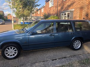 Volvo 940 Estate Classic LPT Manual FSH 78k