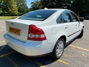2007 Volvo S40 2.4 i S Auto 4dr FSH+H/SEATS+XENON