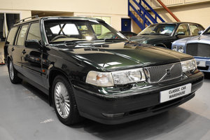 1995 Immaculate low mileage car with Volvo main dealer history