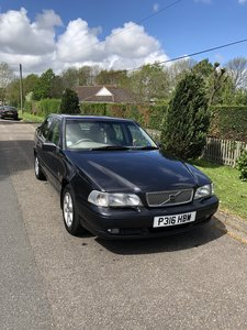 1997 Volvo S70 2L 10V CD 5 speed