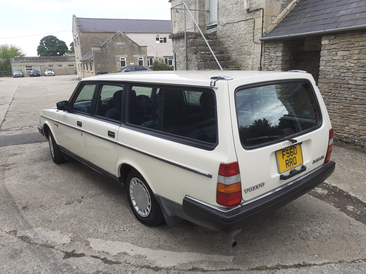 1988 33000 Genuine miles Japanese market  lovely For Sale (picture 2 of 6)