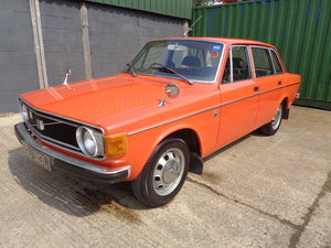 1973 Volvo 144 dl - 2 owners 48,000 miles !!