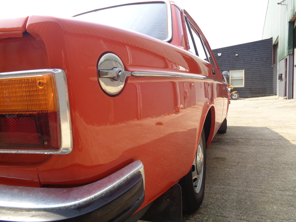 1973 Volvo 144 dl - 2 owners 48,000 miles !! SOLD (picture 6 of 6)