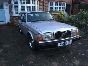 1992 Volvo 240 Estate Auto - 150k - Very Good Condition