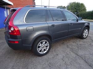 XC 90 VOLVO 2.4cc DIESEL AUTO SUPER BIG OLD VOLVO 13 STAMPS
