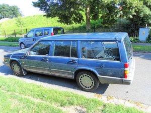 1989 Volvo 740 GL - rare 7 seater
