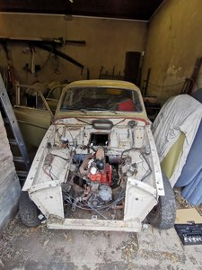 Picture of 1964 Volvo restoration project